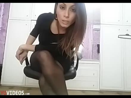 Padrona Antonella Umilia - Porno italiano dialogato